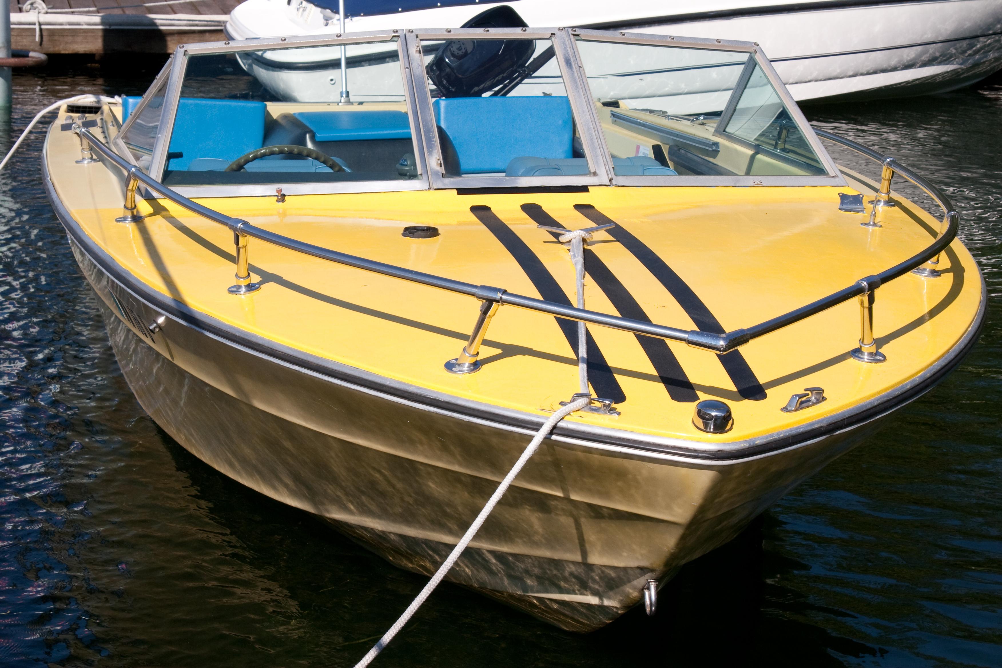 1972 Sea ray 190 SRV