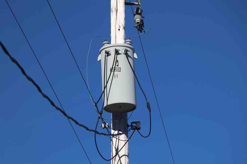 Power Pole Transformer