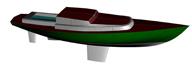 38 foot Sail boat