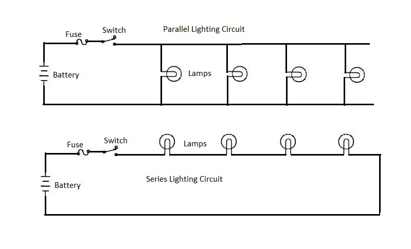 Series/Parallel Circuit