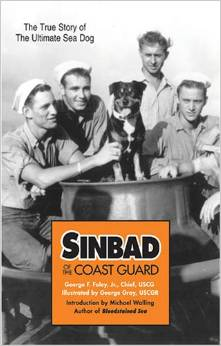 Sinbad the Coast Guard Dog