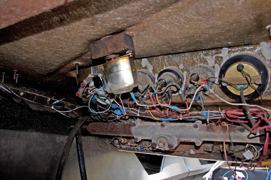 instruments 1 boat building projects 1972 sea ray 190 rebuild page 5 sea ray 180 wiring diagram at bayanpartner.co