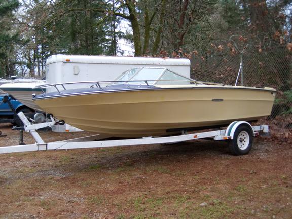 1972 Sea Ray 190 I/O