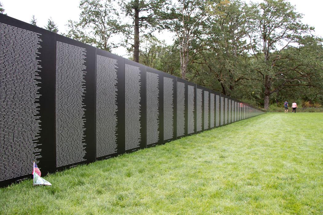 Vietnam War Memorial Replica