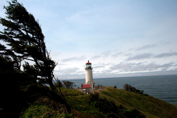North Head Lighthouse Cape Disappointment