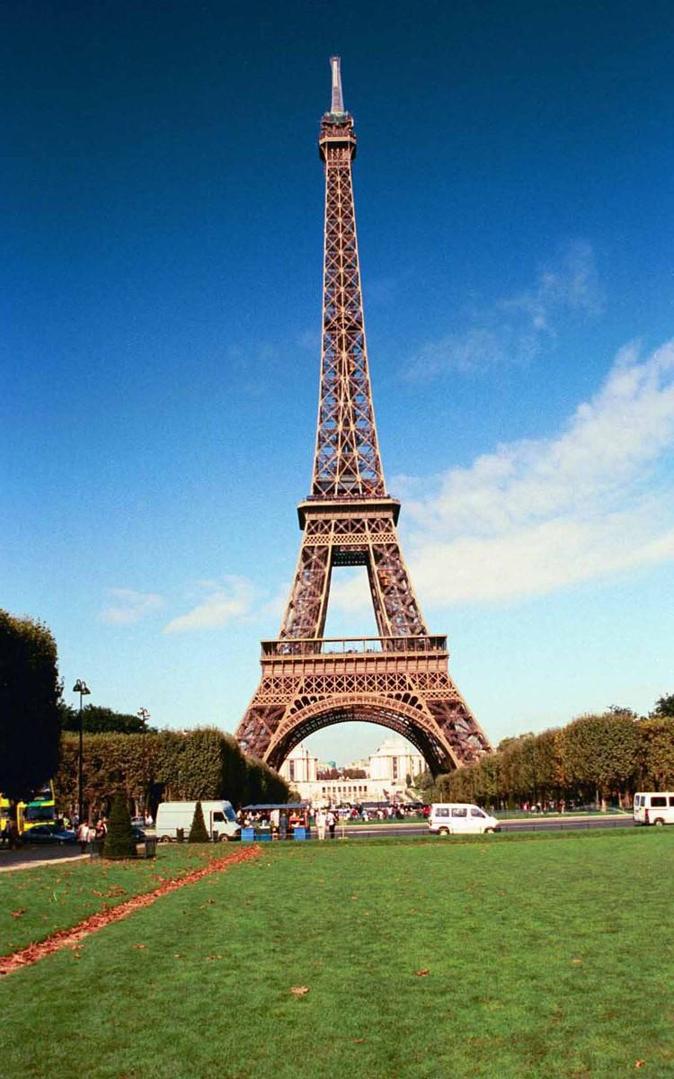 Paris France 2000